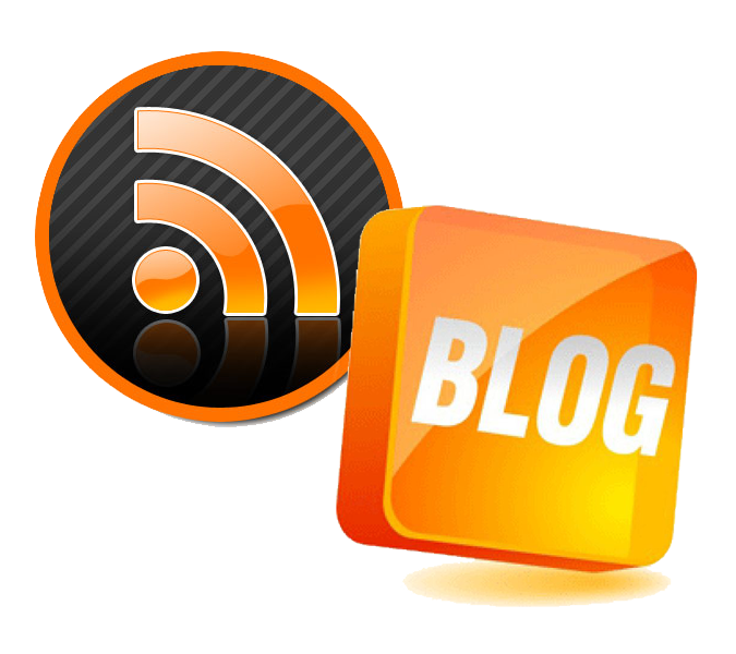 Blog and RSS Feeds